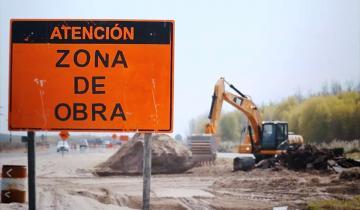 Imagen de La Provincia: entre los anuncios de las obras viales está la culminación de las Autovías de las Rutas 11 y 56