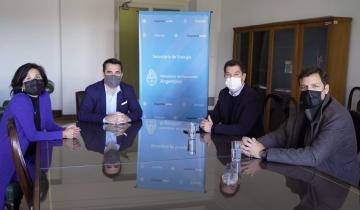 Imagen de Diputados de la quinta sección gestionaron ante Nación la reanudación de la obra del Gasoducto de La Costa