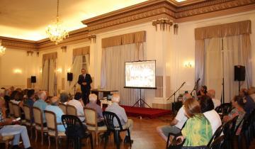 Imagen de Homenaje: a 50 años de la puesta en el aire de LU 27 Radio Dolores