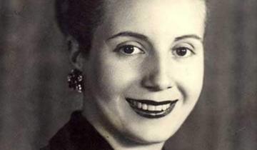 Imagen de Se cumplen 67 años de la muerte de Eva Perón