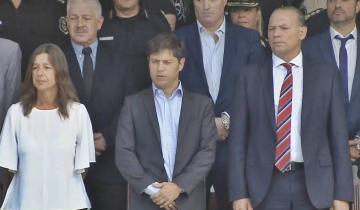 """Imagen de En el cierre del Operativo Sol Kicillof destacó la necesidad de una """"policía profesionalizada"""""""