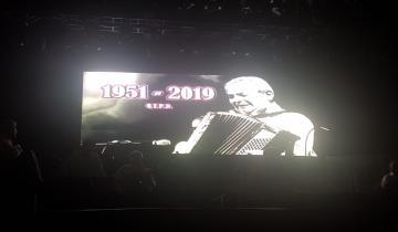 """Imagen de Homenajearon a """"Mulato"""" Itúrrez en la Fiesta Nacional de la Guitarra"""