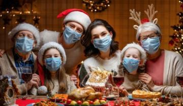 Imagen de La OMS pidió que se use tapabocas en Navidad