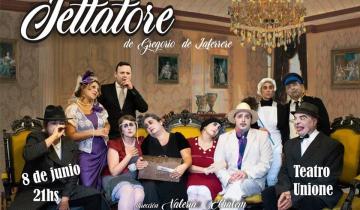 Imagen de Jettatore!, un clásico del teatro en el Unione de Dolores