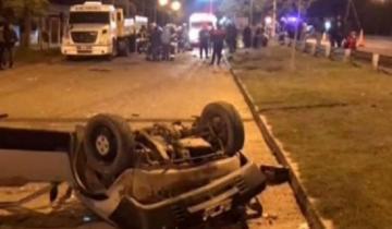 Imagen de Persecución mortal en Monte: Ritondo reconoció que hubo tiros y separó a 12 policías