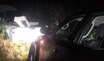 Imagen de No hubo heridos en un despiste accidente en Ruta 74