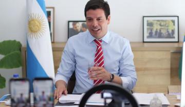Imagen de Partido de La Costa: el intendente Cristian Cardozo anunció una reestructuración del equipo de gobierno