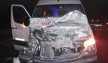 Imagen de Un accidente que pudo haber sido una tragedia