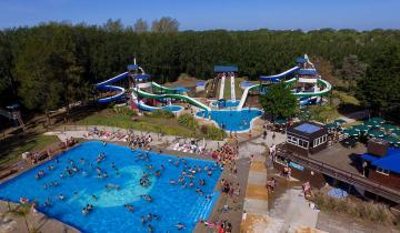 Imagen de Parque Acuático selecciona guardavidas para la temporada