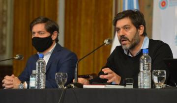 """Imagen de Carlos Bianco: """"No está previsto mandar pacientes con Coronavirus del conurbano al interior"""""""
