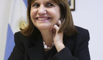 Imagen de El patrimonio de Patricia Bullrich aumentó 278% en apenas un año