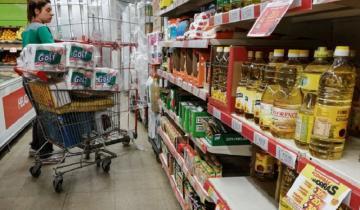 Imagen de Inflación interanual: los precios de los alimentos subieron cerca del 100%