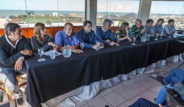 Imagen de Quinta sección: el peronismo se mostró unido en el encuentro de concejales en Santa Clara del Mar