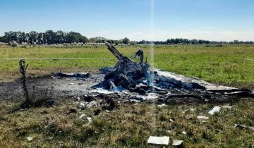 Imagen de Cañuelas: un instructor y su alumno murieron en un accidente de aviación