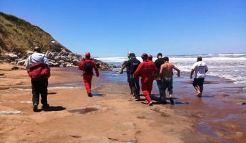Imagen de Mar del Plata: una chica de 19 años se tiró por los acantilados de la Ruta 11
