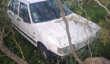 Imagen de Encontraron un auto que había sido robado anoche en Dolores