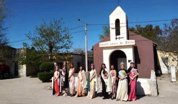 Imagen de Tordillo celebró la Fiesta Patronal de Villa Roch