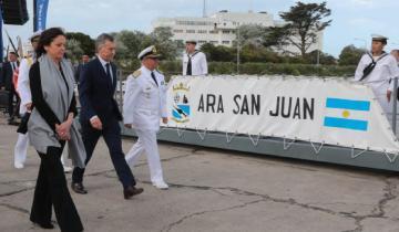 Imagen de ARA San Juan: Familiares piden que Macri no pueda salir del país