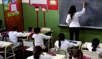 Imagen de Escuelas: la Provincia estudia cada caso mientas elabora un sistema virtual de clases a distancia