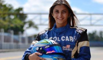 Imagen de Es de Lezama, tiene 20 años y será piloto del 1º equipo de mujeres del automovilismo nacional