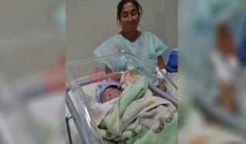 Imagen de El primer bebé del año nació en Santiago del Estero