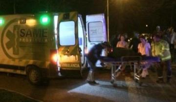 Imagen de Tragedia en la Autovía 2: un muerto y un herido al volcar una camioneta