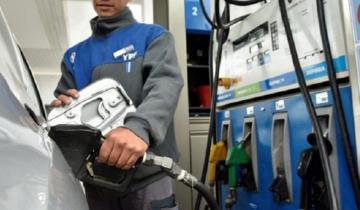 Imagen de Oficializan el aumento de 4% en el precio de los combustibles