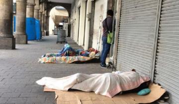Imagen de La crisis económica y la inflación hicieron que en Buenos Aires se duplicara la cantidad de indigentes en sólo tres años, según datos oficiales