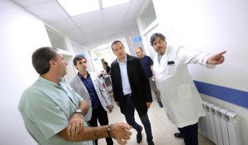 Imagen de Coronavirus: Cardozo puso al doctor Melgarejo al frente del Servicio de Emergencia COVID-19 en La Costa
