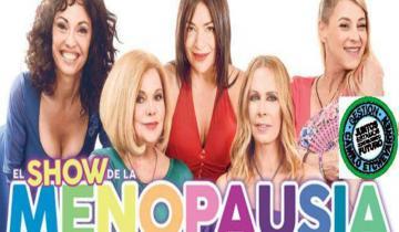 """Imagen de Se presenta la obra """"Menopausia"""" en el Teatro Unione"""