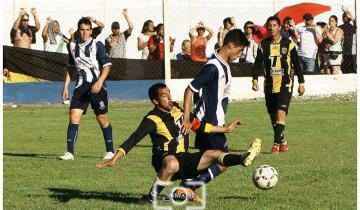 Imagen de Se juega una nueva fecha de la Liga de Fútbol de La Costa