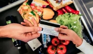 Imagen de Tarjeta alimentaria: ¿cómo y cuándo comienza a distribuirse en la Provincia?