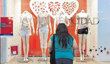 Imagen de Casi el 70% de las personas no encuentra ropa de su talle en Argentina