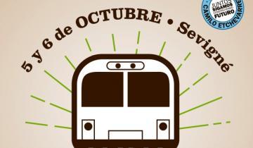 Imagen de Dolores: este fin de semana se realiza la 1ª Fiesta del Empleado Ferroviario