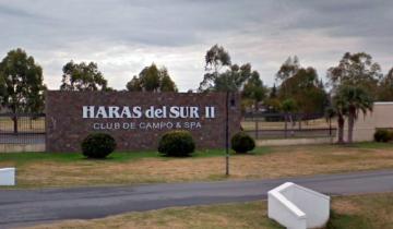 Imagen de Robaron más de 200 mil pesos en el Country Haras del Sur