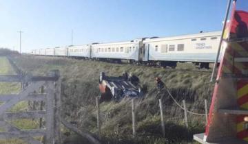 Imagen de Un joven de 27 años murió atropellado por el tren   la altura de Coronel Vidal