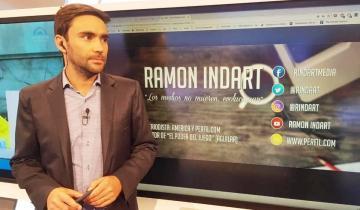 Imagen de Desde este domingo el periodista Ramón Indart publicará un panorama político en ENTRELINEAS.info