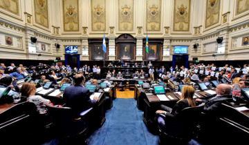 Imagen de La Legislatura bonaerense aprobó el presupuesto 2019