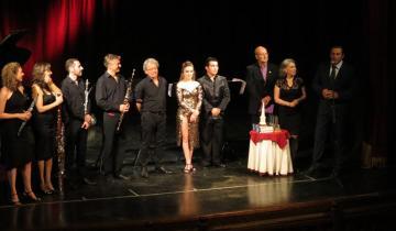 """Imagen de El quinteto de vientos """"Piazzolla Wind Ensemble"""" se presentó en Dolores"""