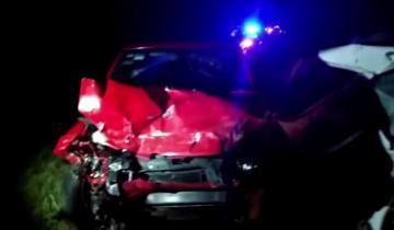 Imagen de Una mujer murió en un trágico accidente en la Ruta 56