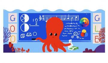 Imagen de Google homenajea a los maestros en su día con un doodle muy simbólico