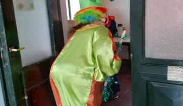 Imagen de Payasos, tardes de cine y maquillaje, las propuestas del Hogar San Vicente de Paul para las abuelas que cuidan