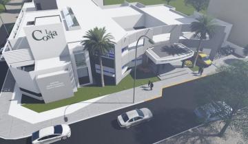 Imagen de Cardozo mostró en sus redes cómo quedará terminado el Hospital Municipal Odontológico de La Costa