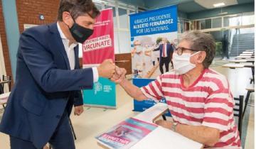 Imagen de Vacunas en la Provincia: dos millones y medio de dosis, la nueva cifra que Kicillof puso como meta