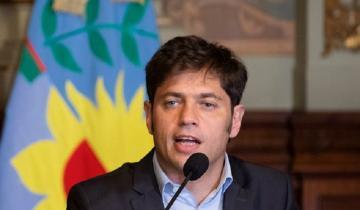 Imagen de Axel Kicillof a los intendentes del interior: coronavirus, adelanto de nuevas medidas preventivas y ayudas económicas