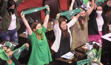Imagen de Aborto legal: Diputados aprobó el proyecto con mayor margen que en 2018 y ahora define el Senado