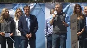 Imagen de Macri se expresó públicamente en contra del aborto