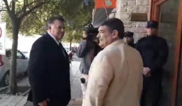 Imagen de Espionaje: el diputado Olmedo declaró en el Juzgado Federal de Dolores