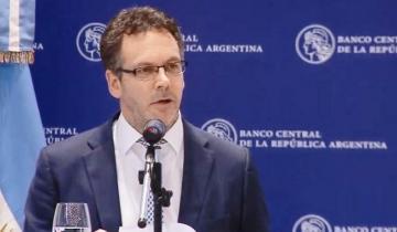Imagen de Guido Sandleris renunció a la presidencia del Banco Central