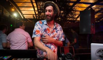 """Imagen de Mar del Plata: se entregó el acusado de haber asesinado al DJ """"Lele"""" Gatti"""